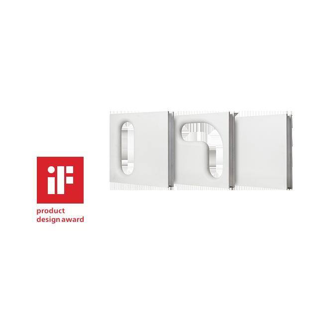 Cobogó Leno premiado com iF Design